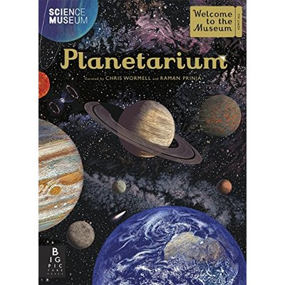 Planetarium (Welcome To The Museum) by Raman Prinja.