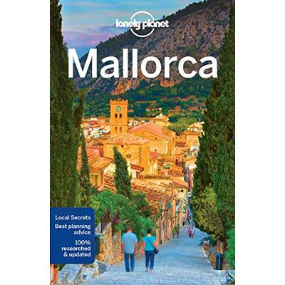 Lonely Planet Mallorca by Lonely Planet (Paperback, 2017)