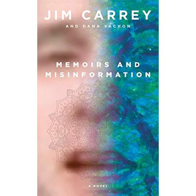 Signed Jim Carrey Memoirs and Misinformation US1st/1st Preorder