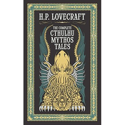 Complete Cthulhu Mythos Tales (Barnes & Noble Collectible Cla… – 9781435162556