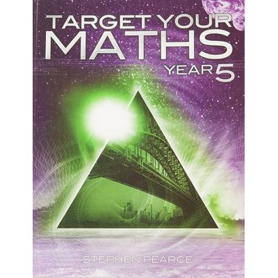 Target Your Maths Year 5 by Pearce, Stephen, NEW Book, FREE & FAST Delivery, (Pa