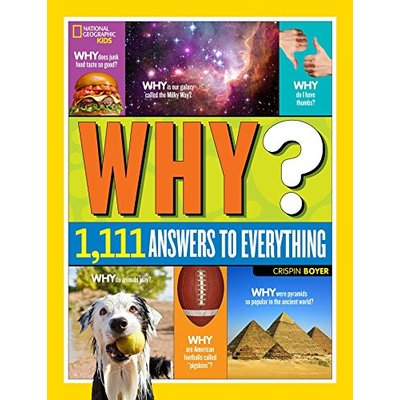 NGK Why?: Over 1,111 Answers to Everything (Fun Facts)