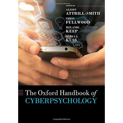 Attrill-Smith Alison-Oxford Handbk Of Cyberpsycholo (US IMPORT) HBOOK NEW