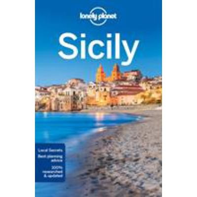 Lonely Planet Sicily (Travel Guide) by Bonetto, Cristian Book The Cheap Fast