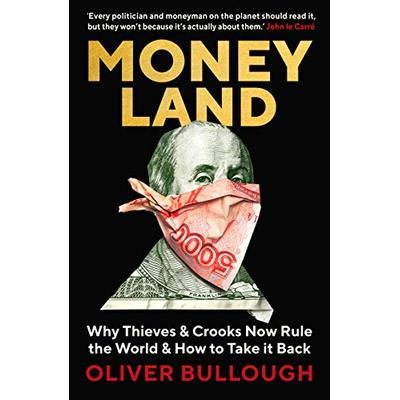 Moneyland: why thieves & crooks now rule the world & how to take it back by