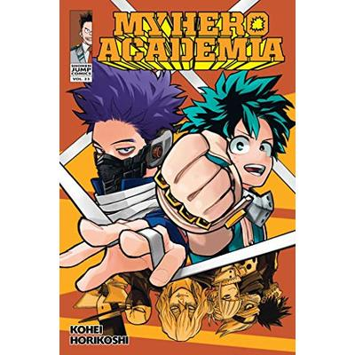 My Hero Academia, Vol. 23 (My Hero Academia) by Kohei Horikoshi.