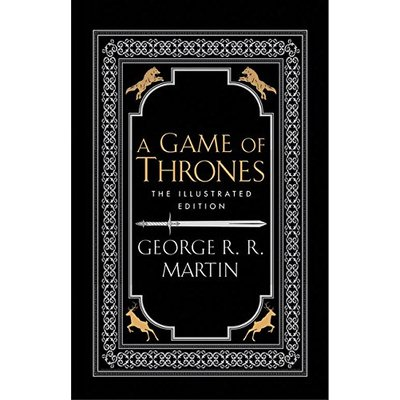 A Game of Thrones (A Song of Ice and Fire) by Martin, George R.R. Book The Cheap