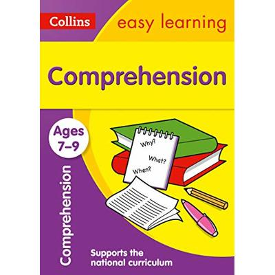 Comprehension Ages 7-9: New Edition (Collins Easy Learning KS2) by Collins…