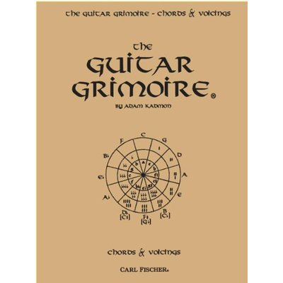 The Guitar Grimoire: A Compendium of Guitar Chords and Voicings