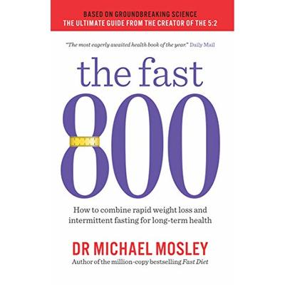 The Fast 800 by Dr Michael Mosley P.D.F