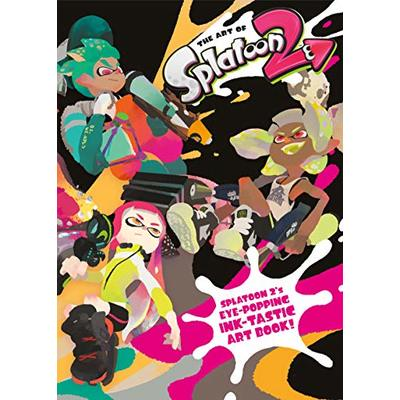 The Art of Splatoon 2 by Nintendo Book The Cheap Fast Free Post