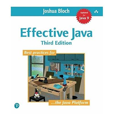 Effective Java, Paperback by Bloch, Joshua, Brand New, Free P&P in the UK