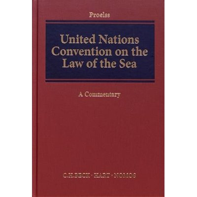 The United Nations Convention on the Law of the Sea (Criminal Practice Series)