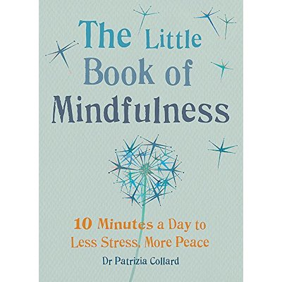 The Little Book of Mindfulness: 10 minutes a day to less stress, more peace (MBS Little book of…)
