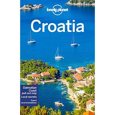 Lonely Planet Croatia (Travel Guide),Lonely Planet, Peter Dragicevich, Anthony