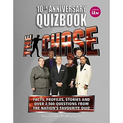 The Chase 10th Anniversary Quizbook: The ultimate book of the  .9780600636342,