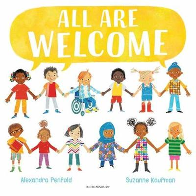 All Are Welcome by Alexandra Penfold New Paperback Book