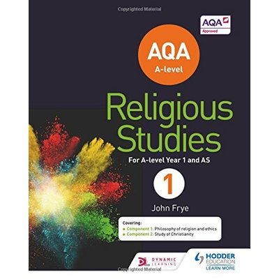 AQA A-level Religious Studies Year 1: Including AS by John Frye (Paperback,…