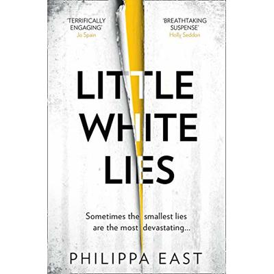 Little White Lies: the most unputdownable and thrilling debut of 2020!
