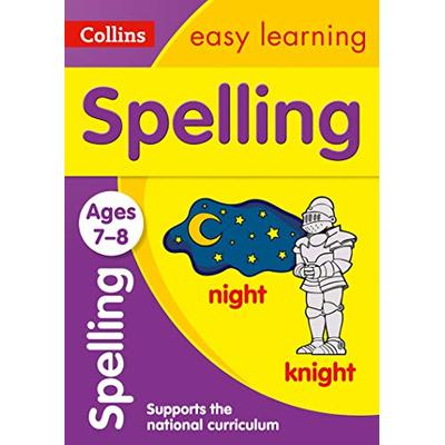 Spelling Ages 7-8: Prepare for school with easy home learning (Collins Easy Learning KS2)