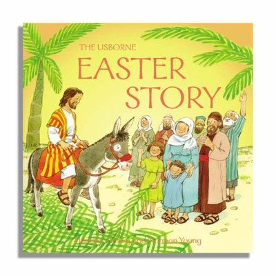 The Easter Story (Usborne Bible Tales),Heather Amery,Norman Young