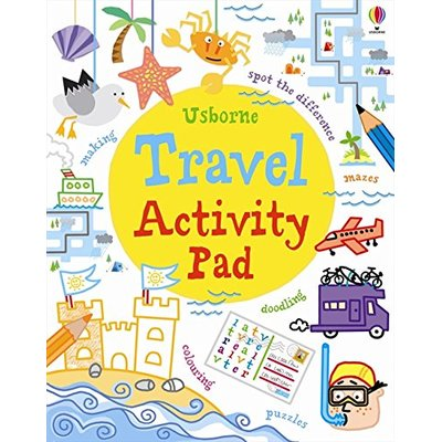 Travel Activity Pad (Tear-off Pads): 1