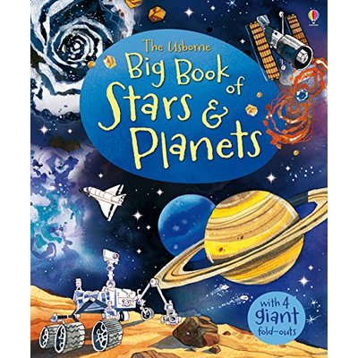 Big Book of Stars and Planets (Big Books): 1 by Emily Bone Book The Cheap Fast