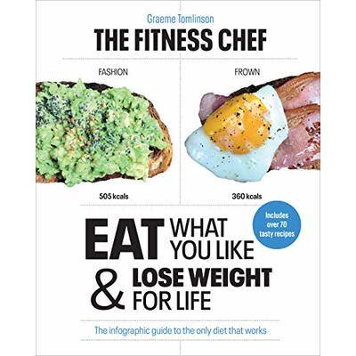 THE FITNESS CHEF: Eat What You Like & Lose Weight For Life – The infographic guide to the only diet that works