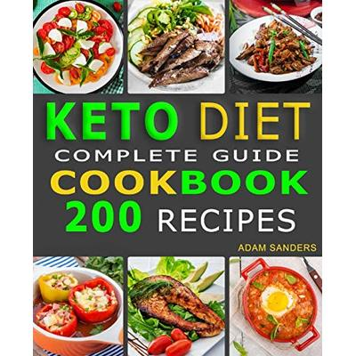 Ketogenic Diet  For Beginners: 14 Days For Weight Loss Chall… by Sanders, Adam