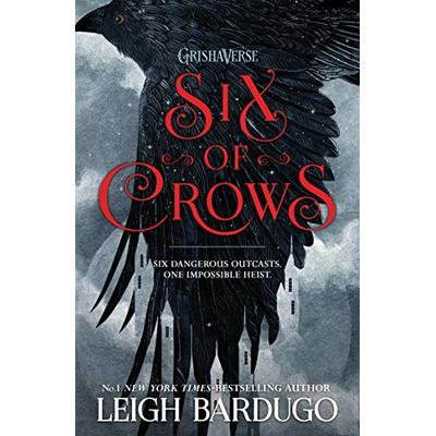Six of crows by Leigh Bardugo (Paperback) Highly Rated eBay Seller Great Prices