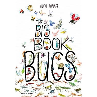 The Big Book of Bugs – 9780500650677
