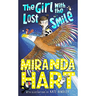 The Girl with the Lost Smile by Hart, Miranda Book The Cheap Fast Free Post