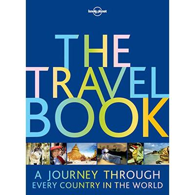 The Travel Book by The Lonely Planet (Hardback, 2016)