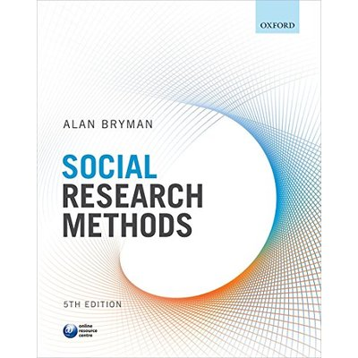 Social Research Methods by Bryman, Alan | Book | condition very good