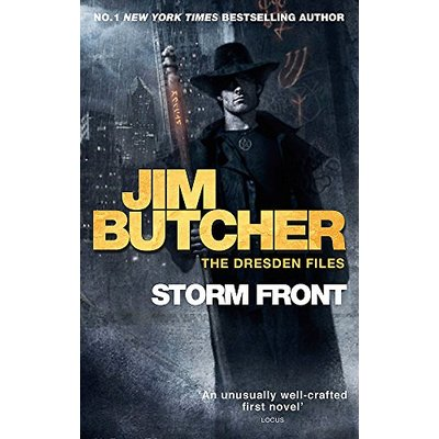 Storm Front: The Dresden Files, Book One: 1