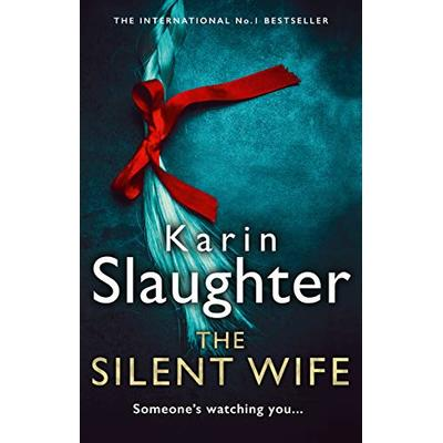 The Silent Wife By Karin Slaughter Hardback Book 2020