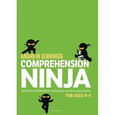 Comprehension Ninja for Ages 8-9