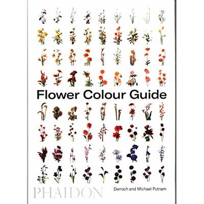 Flower Colour Guide by Darroch Putnam.