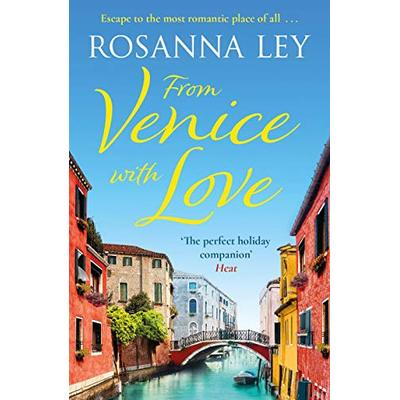 From Venice with Love: escape to the city of love with this year's most enchanting summer read