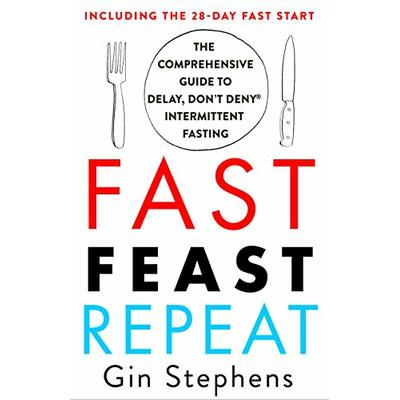 Stephens Gin-Fast Feast Repeat (US IMPORT) BOOK NEW
