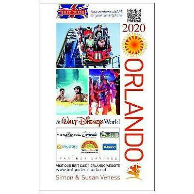 Brit Guide to Orlando 2020 – 9780572047962