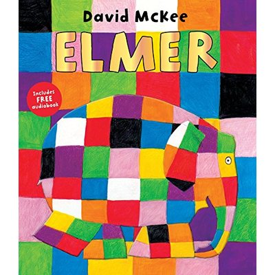 Elmer: 30th Anniversary Edition: 1 (Elmer Picture Books)