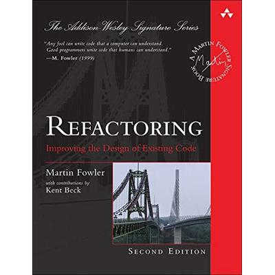 Refactoring: Improving the Design of Existing Co… | Book | condition very good