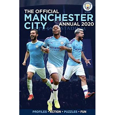 The Official Manchester City FC Annual 2020,Grange Communications Ltd