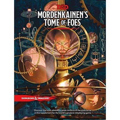 Dungeons & Dragons Mordenkainen's Tome of Foes: 1