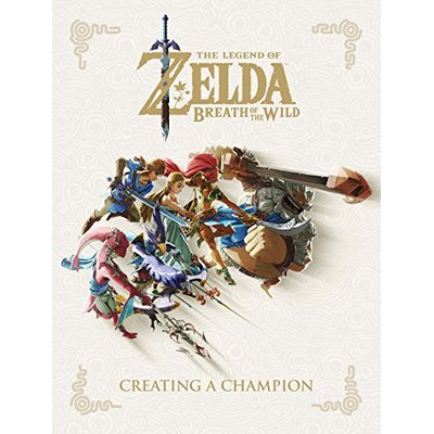 The Legend of Zelda: Breath of the Wild – Creating a Champion