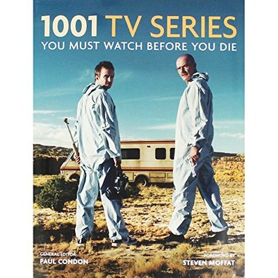 Octopus Publishing Group 1001 TV Series You Must Watch Before You Die