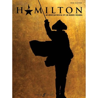 Hamilton (Vocal Selections and Piano)