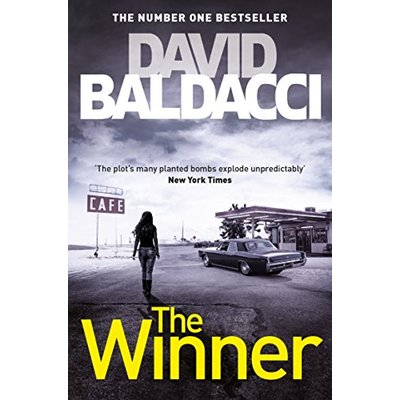 The winner by David Baldacci (Paperback) Highly Rated eBay Seller Great Prices