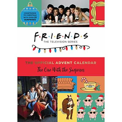 Friends: The One with the Surprises Advent Calendar: The One with the Surprises Friends TV Show Gifts for Women Holiday Gift Guide Friends Merchandise (Advent Calendars)